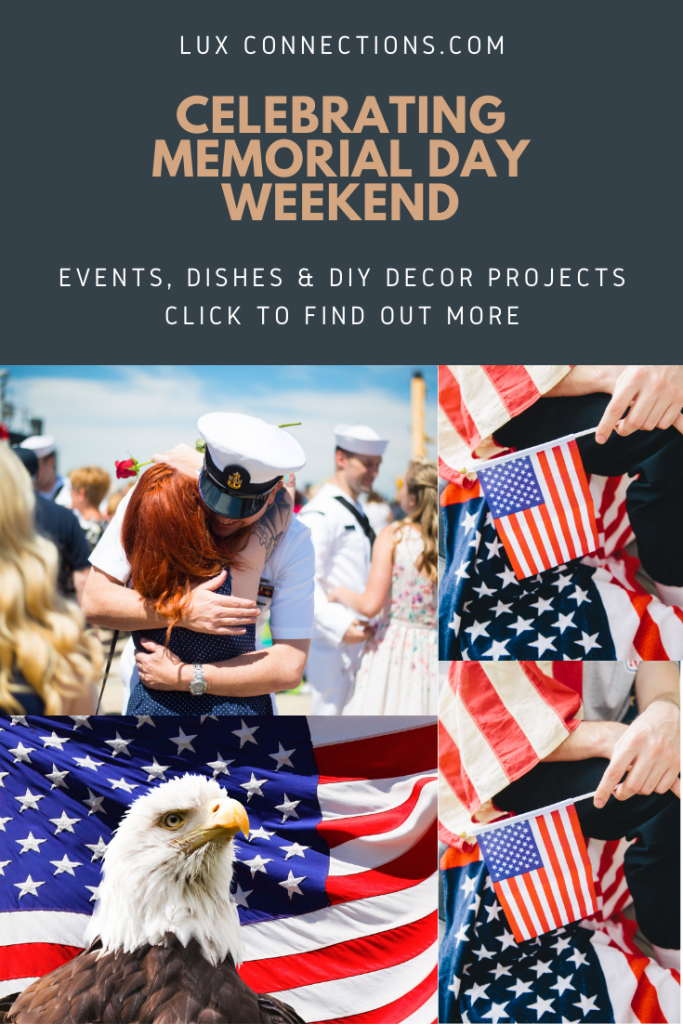 Celebrating Memorial Day Weekend - Events