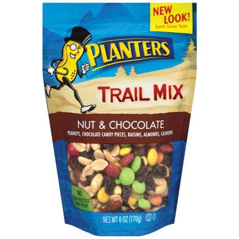 Snack During Quarantine: Trail Mix