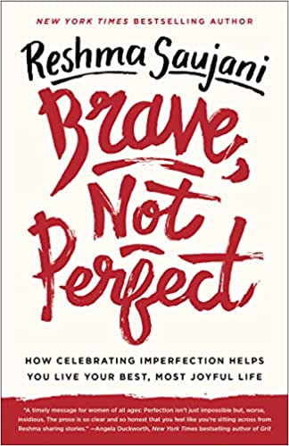 Book: Brave, Not Perfect