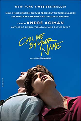 LGBTQ Book: Call Me By Your Name
