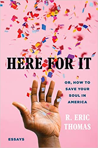 LGBTQ Book: Here For It
