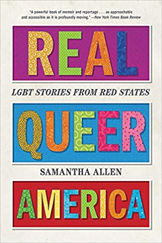LGBTQ Book: Real Queer America