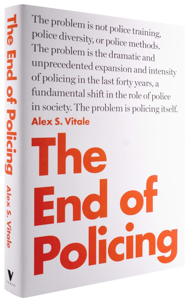 Book: The End of Policing
