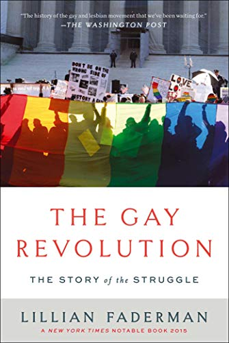 LGBTQ Book: The Gay Revolution